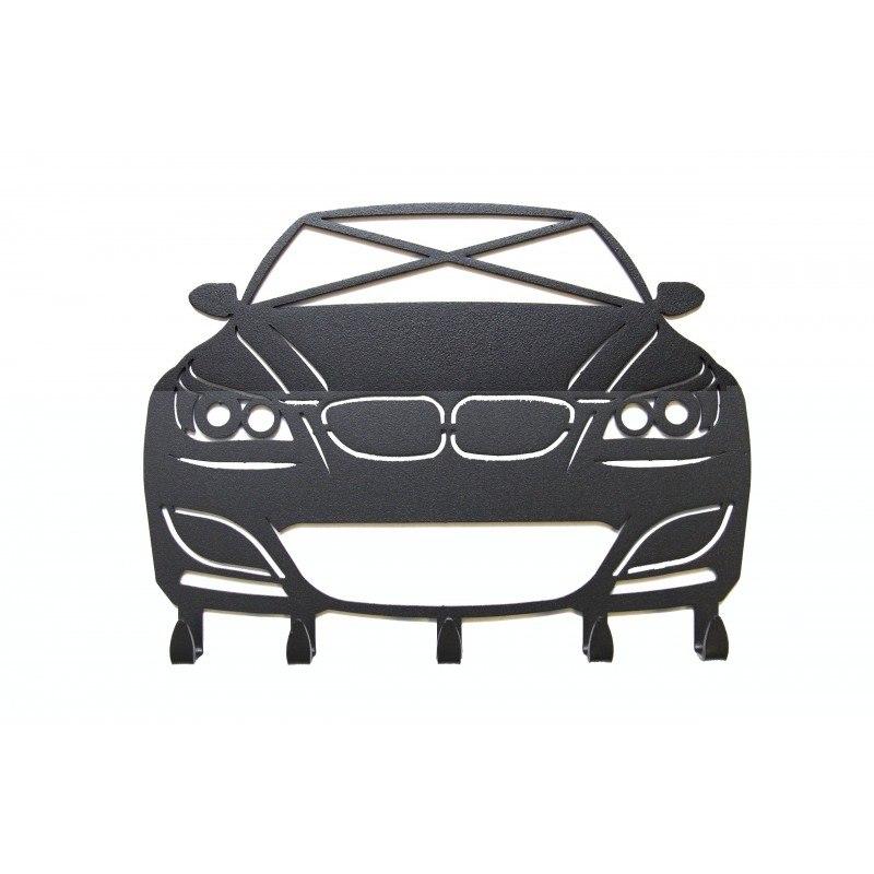 Wieszak na klucze BMW E60 E61 ekstra prezent drift - GRUBYGARAGE - Sklep Tuningowy